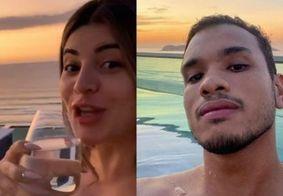 """Gkay estaria """"ficando"""" com parceiro musical de Saulo Poncio, apontam internautas; veja"""
