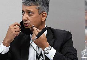 Roberto Dias é preso durante sessão da CPI da covid-19