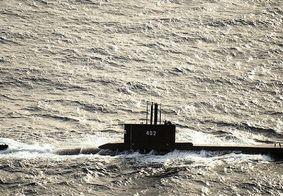 Marinha confirma naufrágio de submarimo com 53 pessoas a bordo