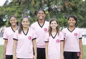 Botafogo-PB lança projeto de incentivo a prática do futebol feminino