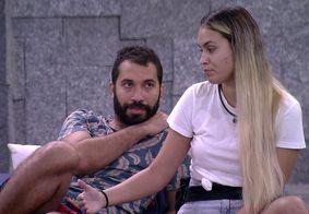 'Eu não vou me perdoar nunca', diz Gilberto sobre possível eliminação de Sarah