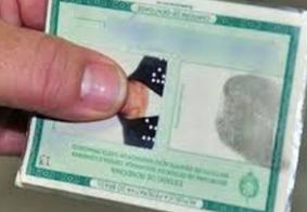 Saiba quando e onde serão entregues as carteiras de identidade solicitadas antes da pandemia, na PB