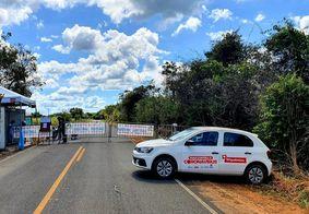 Mesmo sem casos de Covid-19, prefeito 'fecha' cidade no interior do Piauí