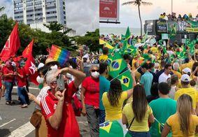 Paraíba terá manifestações pró e contra Bolsonaro em 7 de Setembro