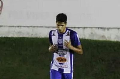 """Desportiva Guarabira dispensa Ravelly, jogador lamenta: """"Frustrado"""""""