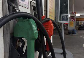 Menor preço da gasolina em João Pessoa é de R$ 5,249; saiba onde