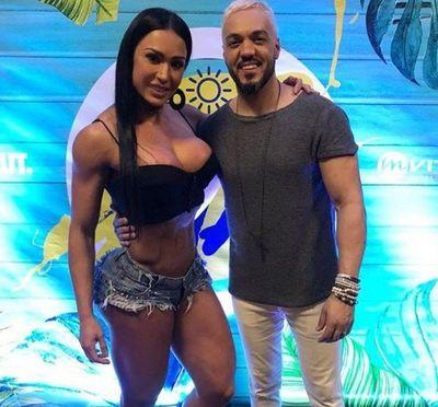 """""""O Belo também me traiu"""", revela Gracyanne ao falar sobre Viviane Araújo"""