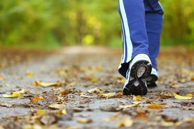 Conheça três motivos que vão te ajudar a não desistir de caminhar