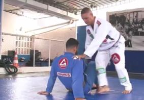 Atleta com paralisia cerebral vence campeonato de Para Jiu-Jitsu