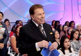 Silvio Santos nega apoio a Bolsonaro e diz que não revela voto