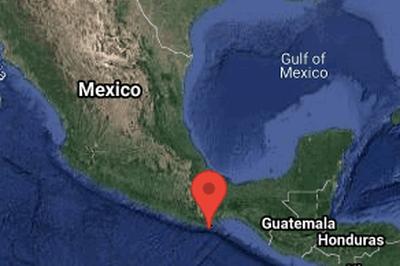 Forte terremoto atinge o México e alerta de tsunami é lançado