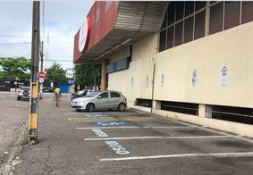 Mulher é encontrada morta em estacionamento de supermercado em João Pessoa