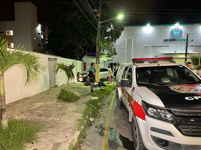 Suspeito de roubar carro é preso após trocar tiros com policiais em João Pessoa