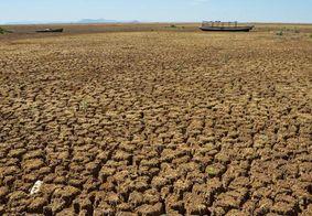 Áreas de seca aumentam na Paraíba