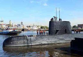 Submarino desaparecido sofreu explosão por acúmulo de hidrogênio, diz Marinha argentina