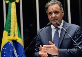 Aécio Neves não renúncia à presidência do PSDB