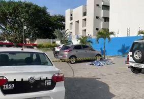 Vídeo: Catador de reciclagem é assassinado em João Pessoa