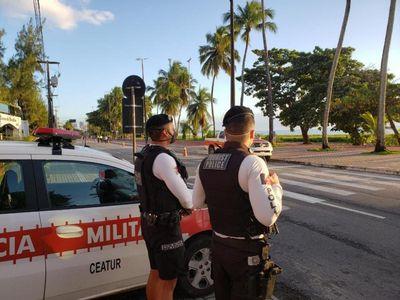 Usando documentos de policial, trio do RN é preso em shopping de João Pessoa