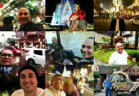 Divulgadas imagens de vereadores de Santa Rita, presos em operação, em passeios no RS; veja