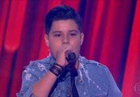 Reveja a apresentação de Tuca Almeida, ex-The Voice Kids que foi assassinado em PE