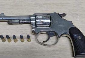 Arma falha cinco vezes e mulher escapa de tentativa de feminicídio