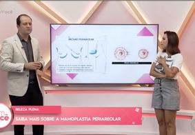 Vídeo: médico explica como é a cirurgia para elevar os seios