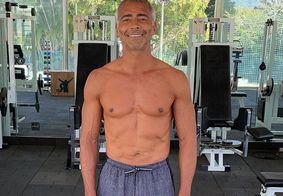 Romário exibe físico aos 55 anos e surpreende internautas