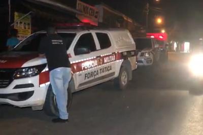 Idosa é assassinada a tiros na frente de casa durante a madrugada, em JP
