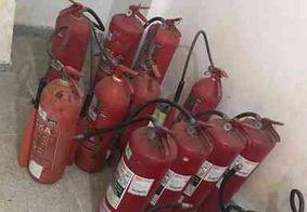 MPPB recomenda medidas contra incêndios em presídios da Paraíba