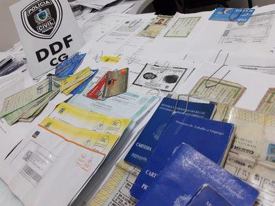 Polícia prende suposto estelionatário; golpes envolviam cheques sem fundos e falsificação