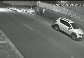 Criminosos foram flagrados após a tentativa de sequestro