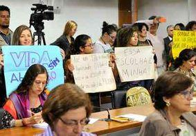 Sugestão de lei que legaliza o aborto divide opiniões na internet