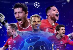 Bayern de Munique vence PSG e conquista Liga dos Campeões
