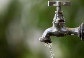 Veja a lista de bairros que ficam sem água, em João Pessoa