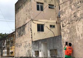 Demolições de prédios colapsados no Pinheiro começam em Abril