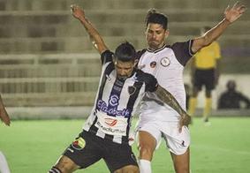 Jogando em casa, Botafogo-PB tropeça mais uma vez; situação na Série C se agrava