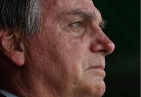 """Bolsonaro diz que não vai adquirir """"a vacina chinesa de João Dória"""""""