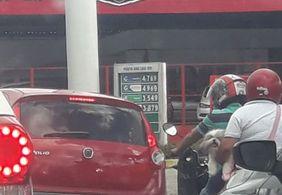Após novo aumento, preço da gasolina beira os R$ 4,80 na Grande João Pessoa