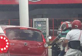 Valor dos combustíveis subiu na Grande João Pessoa