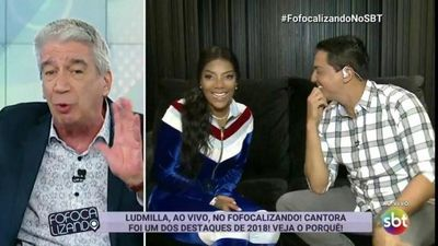 Ludmilla anuncia funk com Anitta e solta indireta para Mara Maravilha; assista