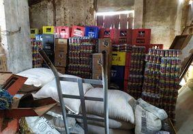 Polícia da Paraíba recupera carga de bebidas roubada em Pernambuco; veja