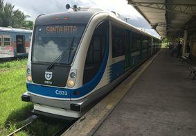 Haverá interdição entre as estações de Bayeux e Santa Rita.