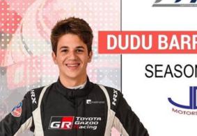 Filho de Rubinho, Dudu Barrichello vai competir na Europa em 2021