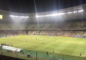Com novo técnico, Bahia vence Ceará em 1º jogo das semifinais do Nordestão