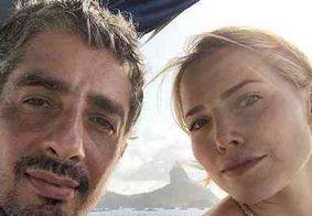 Leticia Colin aparece 'sarada' e assume casamento com ator Michel Melamed