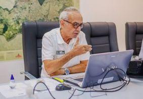Cícero Lucena vai compor diretoria executiva da Frente Nacional de Prefeitos