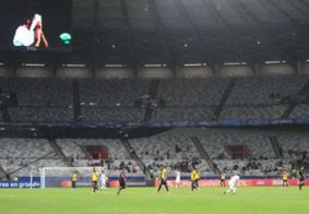 Mesmo com estádios vazios, organização da Copa América descarta baixar preços de ingressos