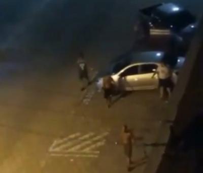 VÍDEO   Troca de tiros durante briga é registrada em João Pessoa