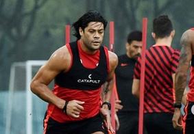 Paraibano Hulk anuncia saída do Shanghai SIPG e pode entrar na mira do Palmeiras