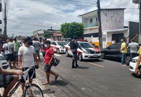 Final do campeonato de futebol amador provoca aglomeração em Cruz das Armas